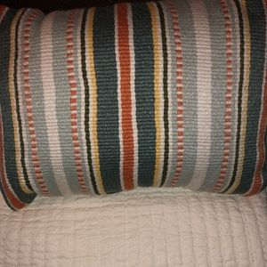 Hearth & Hand Bedding - Quilt Texture Stripe - Hearth & Hand™ with pillow